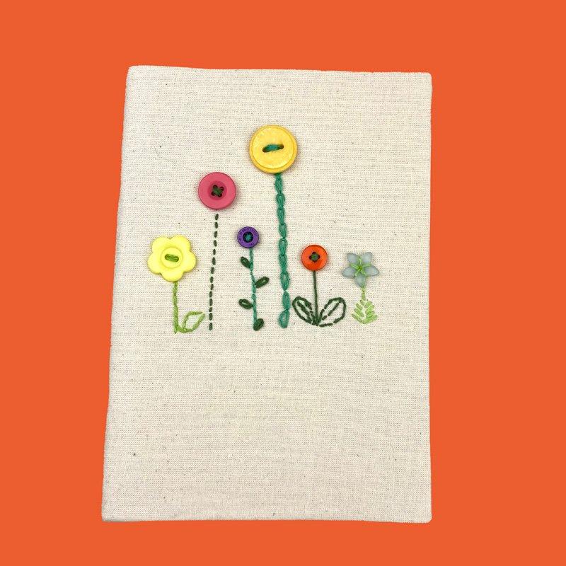 hand sewing kit sketchbook