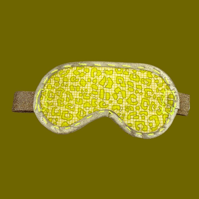 hand sewing kit sleep mask