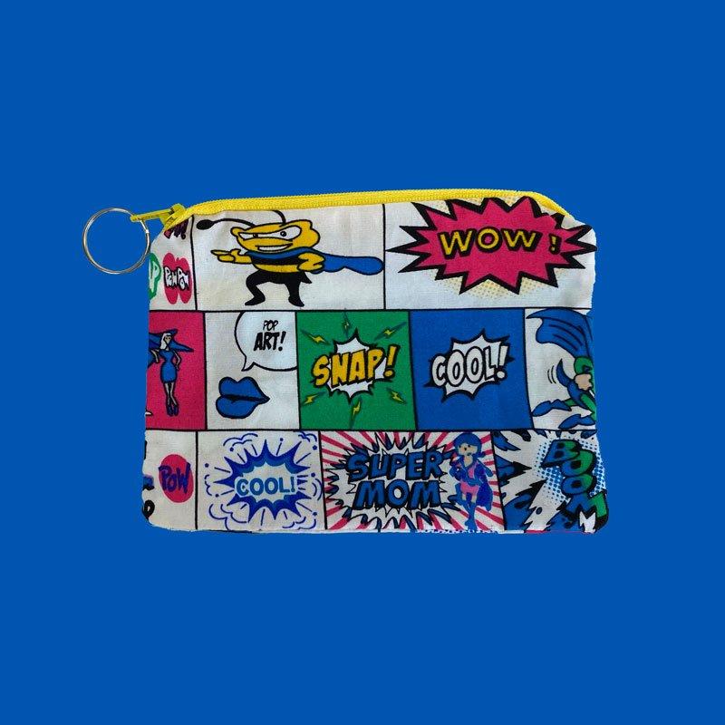 sew what comic bag