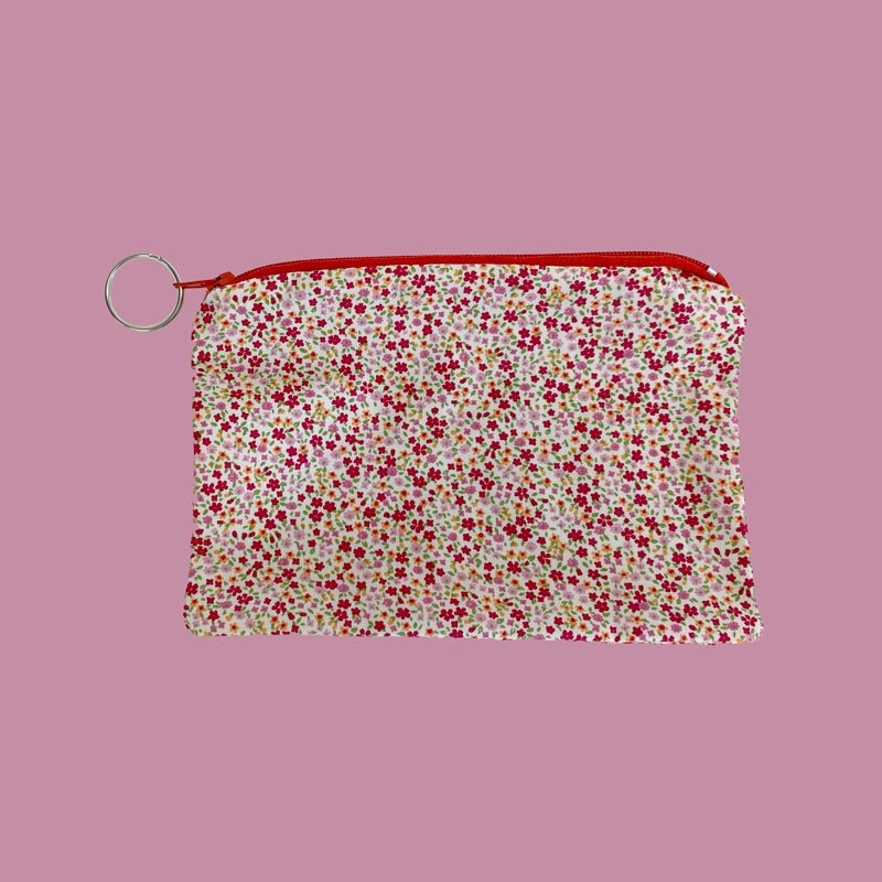 sew what flowers bag