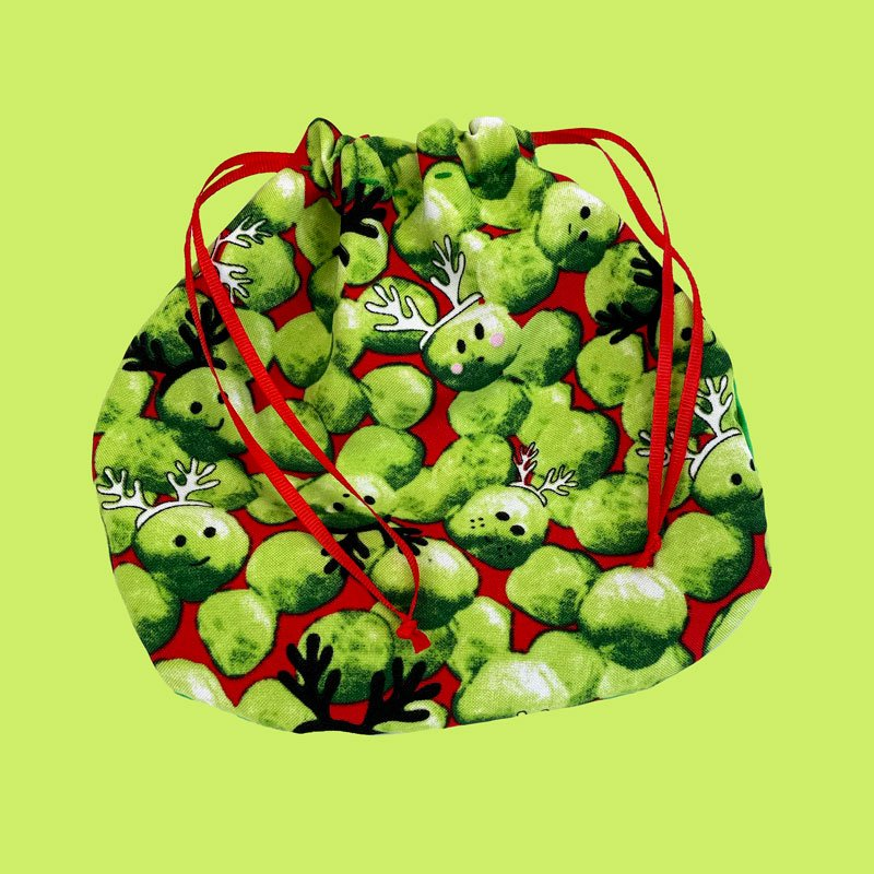 Sew what Sprout Bag