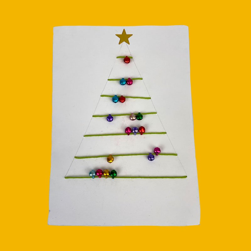 Sew what Xmas Card