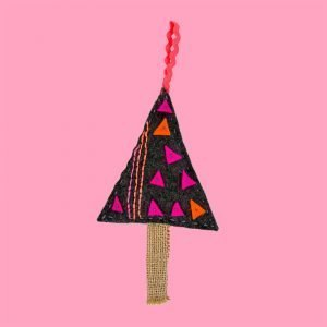 Sew what Xmas Tree Decoration