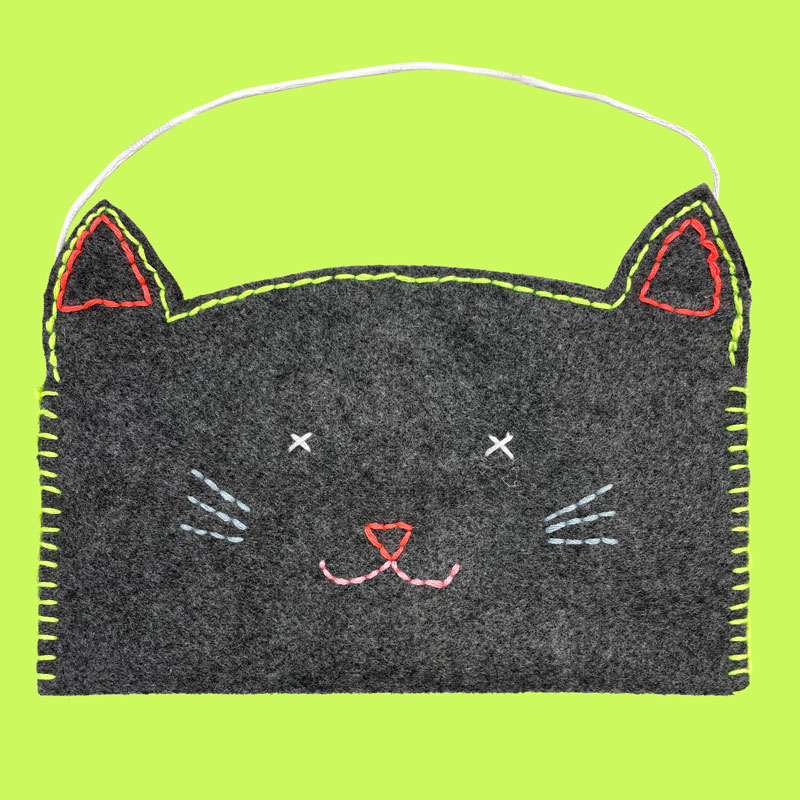 Sew What Cat Bag 1