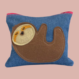 Sew What Sloth Purse 1