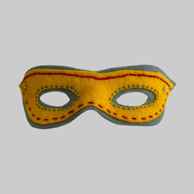Sew What Superhero Mask